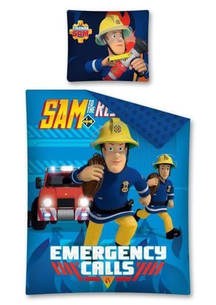Pościel Strażak Sam